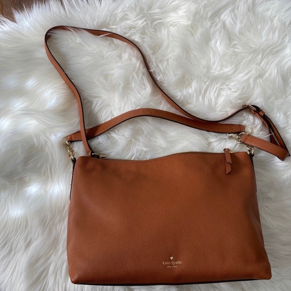 Kate Spade brown bag
